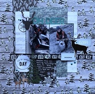 Oh Deer!/ Becky Fleck 201