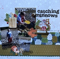 Catching Minnows/  Dec Grab 5