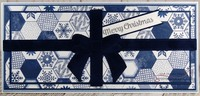 Merry Christmas (blue)