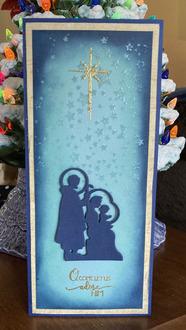 O, Come Christmas Card