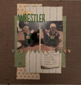 Future Wrestler