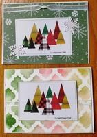 2020 Christmas cards 21 & 22