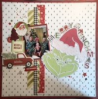 Merry Grinchmas/ Dec 3 in a row
