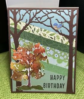 Forest Happy Birthday