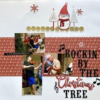 Rockin' by the Christmas Tree