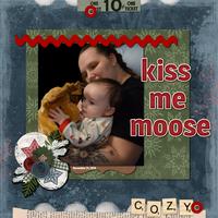 Kiss Me Moose