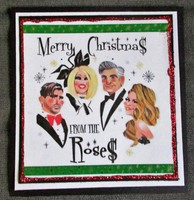 Pop Culture Christmas Cards for the Family