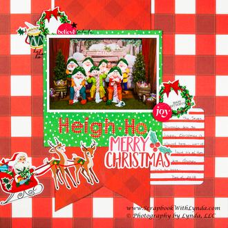 Seven Dwarfs at Mickey's Very Merry Christmas Party (MVMCP)