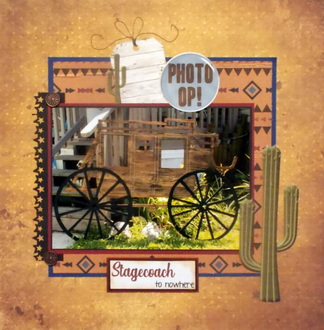 Stagecoach to nowhere