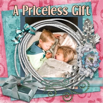 A Priceless Gift for Sarah
