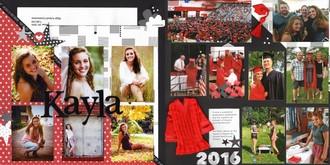 Kayla's Graduation 06.2016