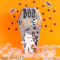 Funny Halloween Mini Album