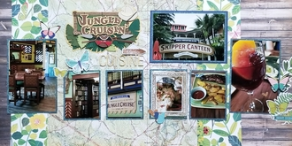 Jungle Cruisin' Cuisine