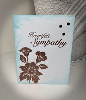 Copper Embossed Sympathy