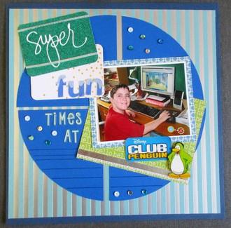 Super Fun Times at Club Penguin