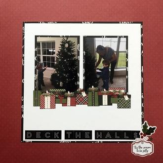 Deck the Halls (BF 206)