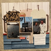 Best Friends - Becky Sketch 206