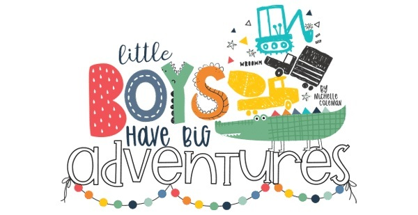 Little Boys Have Big Adventures Photoplay