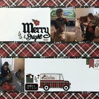 Merry & Bright (Jan Grab 5)