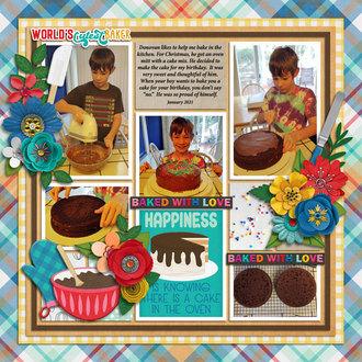 cutest baker