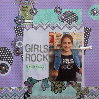 Girls Rock Totally!