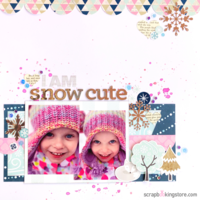 I Am Snow Cute