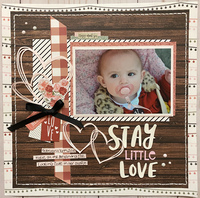 Stay Little Love