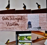Our Winged Visitor