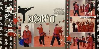 Kicking' It