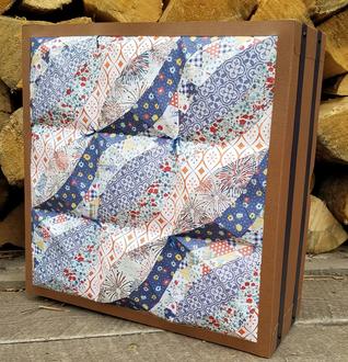 3D Quilt Box