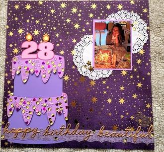 Happy 28th bday beautiful