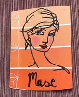 Japanese Bound Muse Notebook