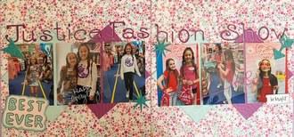 Justice Fashion Show