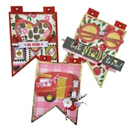 Be My Valentine Banner Pennants