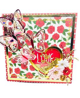 Valentine Goodie Box
