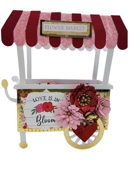 Cupid & Co Flower Cart