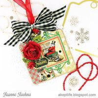 Merry Vintage Santa