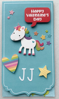 JJ's Valentine's Day Card 2021