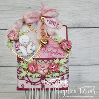 Valentine's Day Pocket Tag