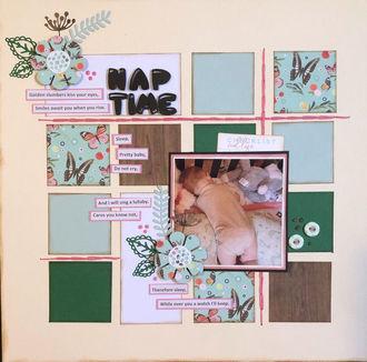 Nap Time (Feb 2021 Impromptu and Motivational Challenge # 18)
