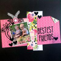 Bestest Friends (Feb 2021 Motivational Challenge # 27)