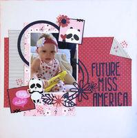 Future Miss America (Feb 2021 Motivational Challenge # 37)