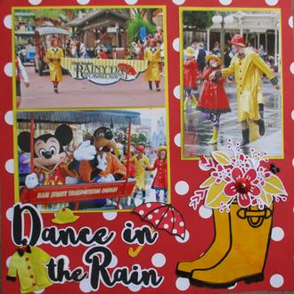 Dance in the Rain - Impromptu challenge