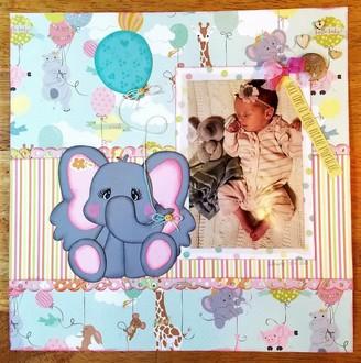 Amelia's Elephant