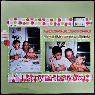 Happy Birthday Aba
