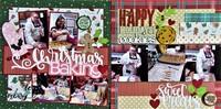 Christmas baking - 2020