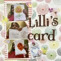 Lilli's Card