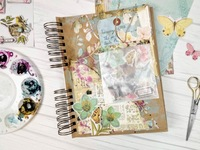 Junk Journal Page