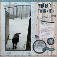 Where's Twinkie?