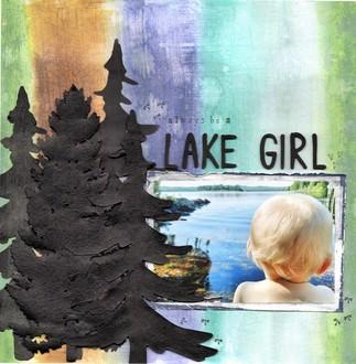 Lake Girl 2016